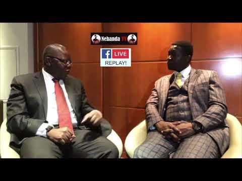Tendai Biti speaks on Khupe, MDC Alliance, UK trip and fixing economy