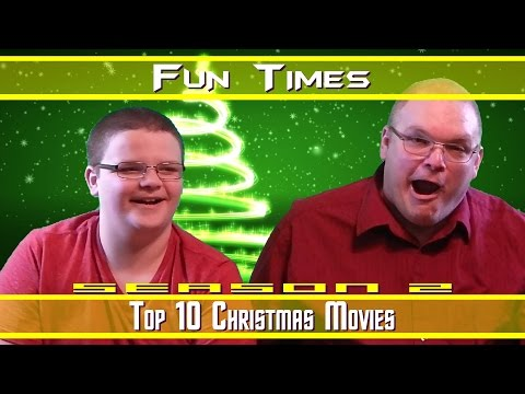 FUN TIME : Top 10 Christmas Movies