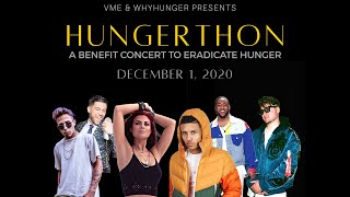WhyHunger x VME Presents Hungerthon: A Benefit to Eradicate Hunger