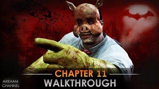 Batman: Arkham Knight –  PS4 Pro Walkthrough – Chapter 11
