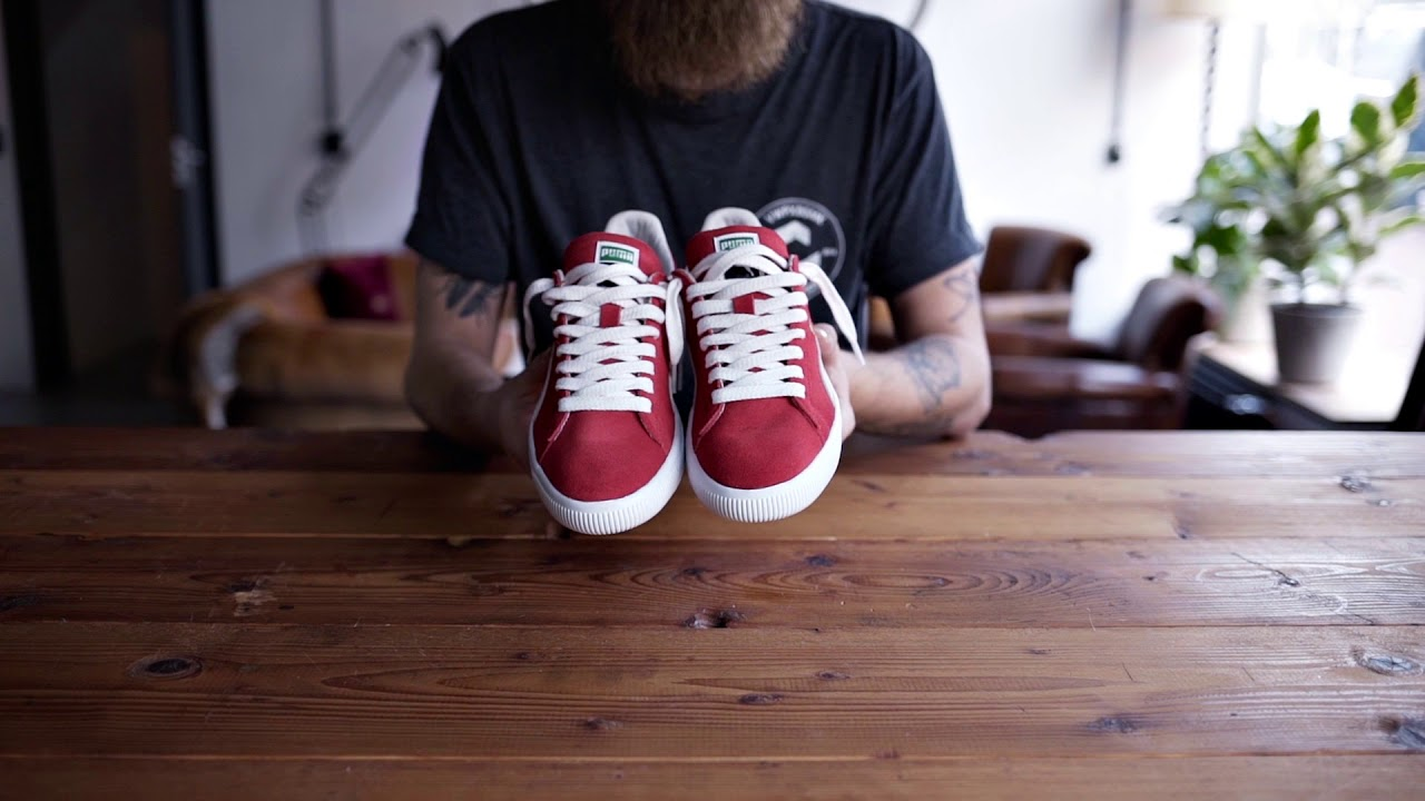 Puma Suede Archive pack - YouTube 35fb5f014