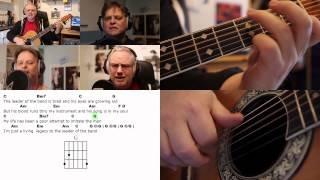 The Leader of the Band - A Free Guitar Lesson by Rolf Maibaum