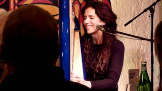 Cristina Braga  harpa bossa trio Jazz Club Minden 2011 Germany