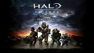 Halo: Reach Friends (Short Night of Solace Edition) (Reach campaign + Halo 5 Customs)