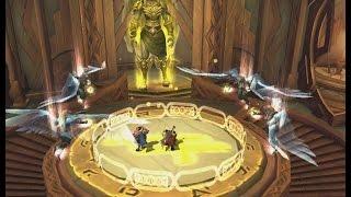 World of Warcraft: Legion - Рейдовая цепочка квестов: Скрытая Мощь