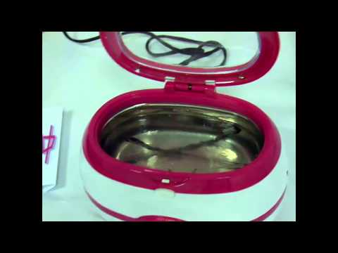 Best Ultrasonic Jewelry Eyeglass Cleaner Reviews