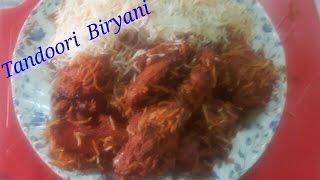 Tandoori chicken  Biryani/Chicken barbecued  Biryani (English subtitles)
