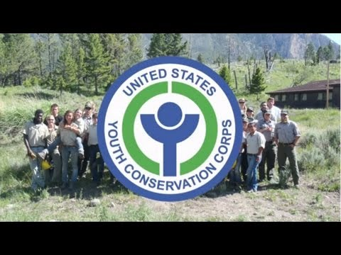 Yellowstone Youth Conservation Corps