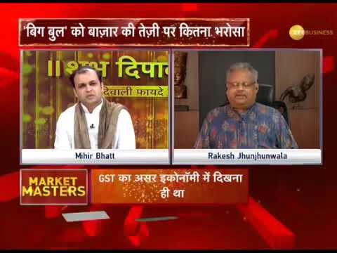 Watch  Trading tips according to Rakesh Jhunjhunwala on the occasion of Diwali   YouTube 360p