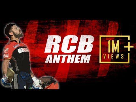 RCB Anthem   Ee Sala Cup Namde