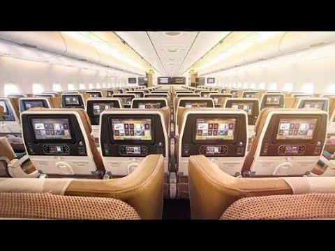 Etihad A380 Economy Class Seats | Abu Dhabi to New York