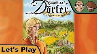 Böhmische Dörfer - Brettspiel - Let's Play