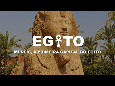 Egito l Cairo - Ep. 5 l Mênfis, a primeira capital do Egito