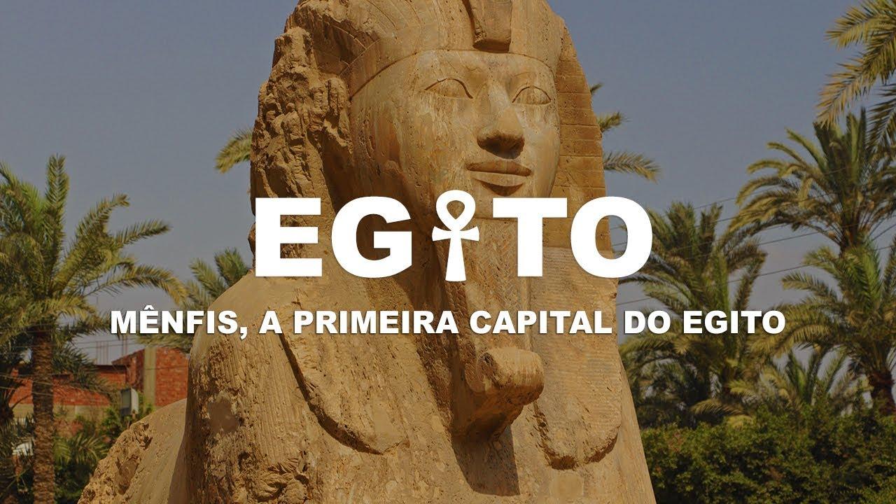 Mênfis, a primeira capital do Egito - Cairo | Mênfis ...