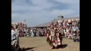 アメリカンインディアン Pow Wow  祭り