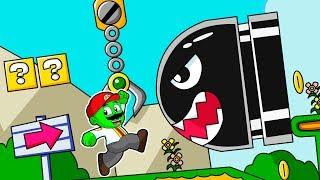 Juego Niveles De Suscriptores Y Amigos En Super Mario Maker 2