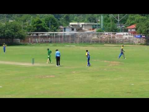 Islamabad City of Pakistan HD 2017 a cricket Ground in sitara Market.