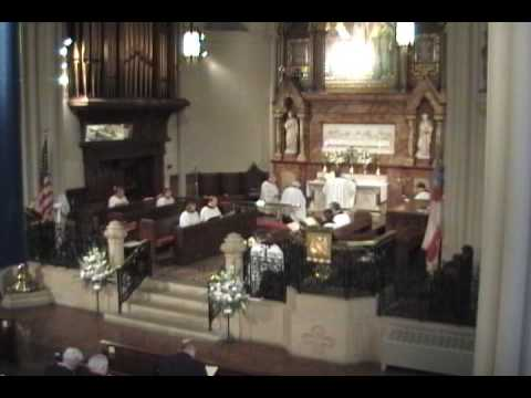 Founders Day Service 2009 Part 2 @ St. John