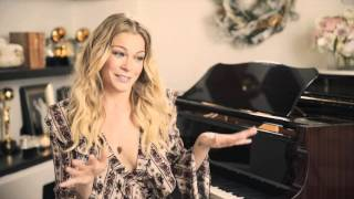 """LeAnn Rimes talks about the recording of """"Must Be Santa"""" from her """"Today is Christmas"""" album"""