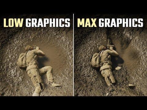 Ghost Recon Breakpoint Low vs. Max (Graphics Comparison)