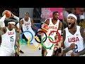 Team USA 2016 Best Plays Compilation