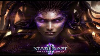 CHEAT (PC) Starcraft II - Heart of the Swarm (1/8)