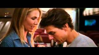 tom cruise knight and day kissing scene.