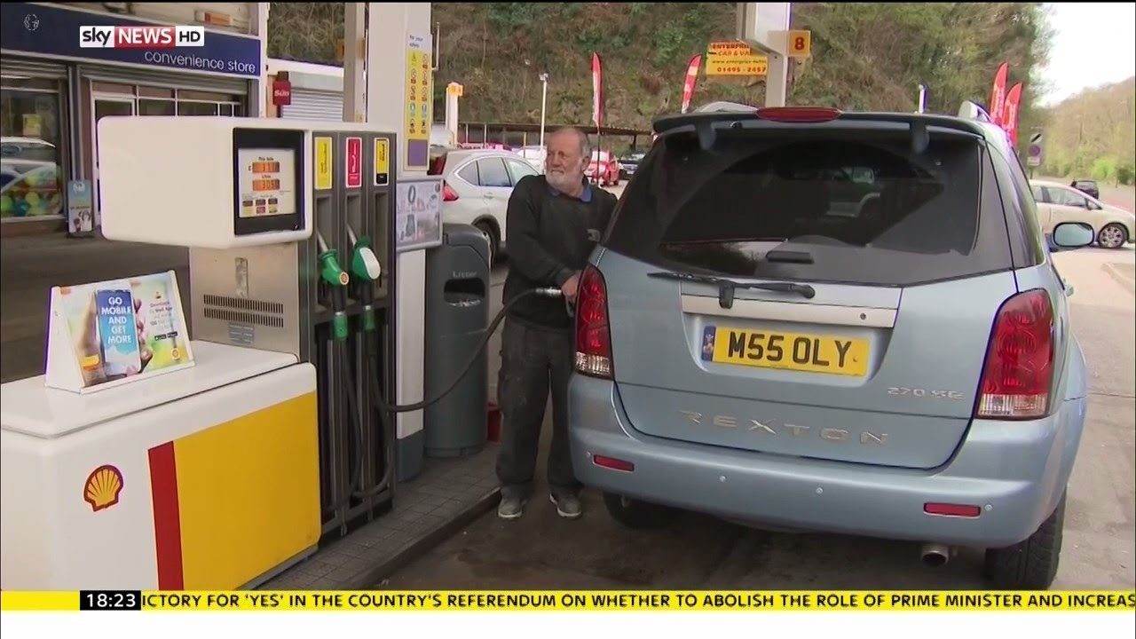 Calls for diesel vehicle scrappage scheme - Rebecca Williams reports ...