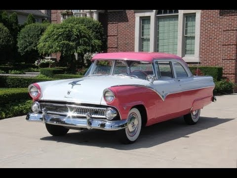 1955 Ford Fairlane Custom Classic Muscle Car For Sale In