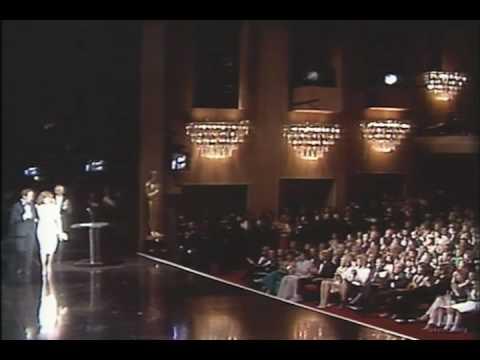 Sally Field winning Best Actress for