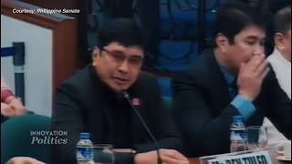 Trillanes on Senate Hearing, Attacked by Ben Tulfo 'Look into my Eyes'