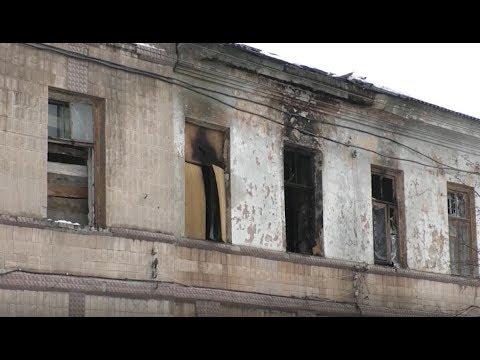 """Картинки по запросу """"в харькове горело заброшенное здание"""""""