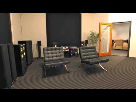 Stereo Design Sound Room 9 Picture Tour in HD (Classic)