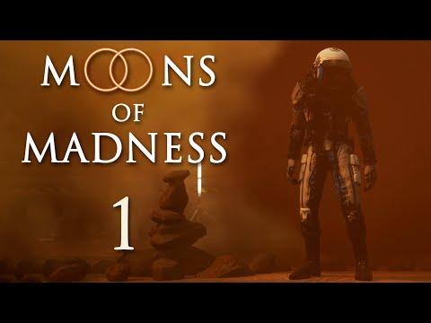 Moons of Madness - Прохождение игры - Пробуждение [#1] | PC