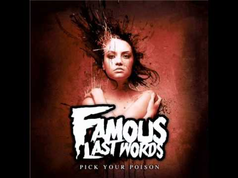Famous Last Words - Snowmageddon (Lyrics + Download + Links)
