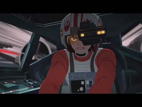 Star Wars : Galaxie d'Aventures - Luke contre l'Etoile de la Mort, assaut X-wing thumbnail