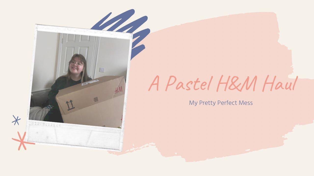 A Pastel H&M Haul