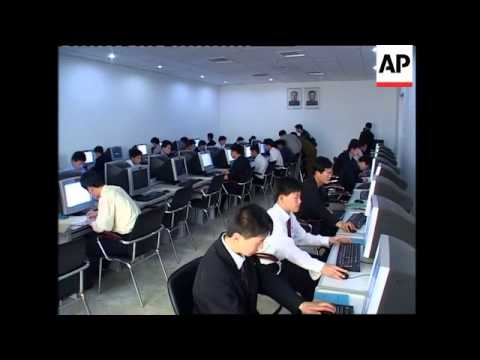 North Korea launches online library project
