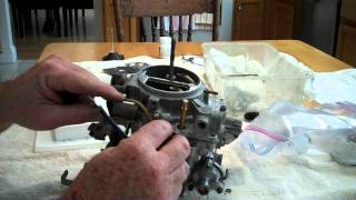 rebuilding an aisan carburator part 7 by pin head mp4