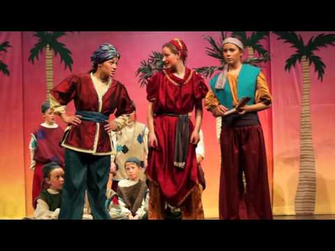 Aladdin - Presented by Missoula Childrens Theater