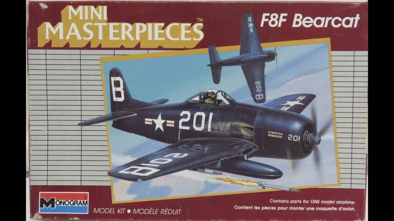 Flightline Wing Rc Warbird 1 2m F8f Bearcat Kit