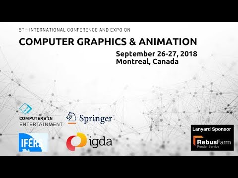Computer Graphics Conferences 2019 | Animation Meetings | Gaming