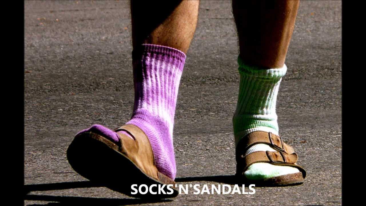 113efd9b7e55 Graham Parker - Socks  n  Sandals - YouTube