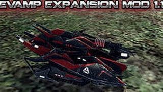 Supreme Commander 2 Revamp Mod part 1