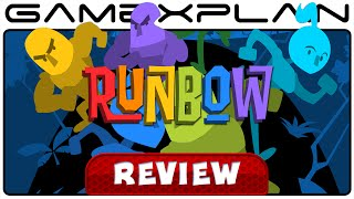Runbow - Video Review (Wii U)