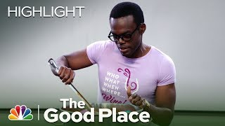 The Good Place: Chidi Goes Insane thumbnail