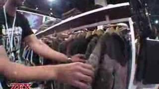 2008 Magic Fashion Trade Show 08 Paul Wall & Travis Barker