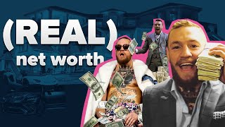 Conor McGregor Net Worth 2021 (The Real Numbers)