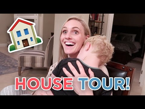 NEW YEAR, NEW VACATION HOUSE TOUR! 🏠