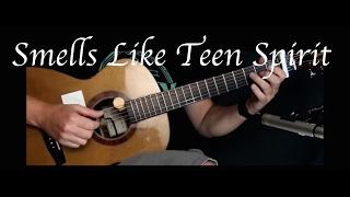 Kelly Valleau - Smells Like Teen Spirit (Nirvana) - Fingerstyle Guitar